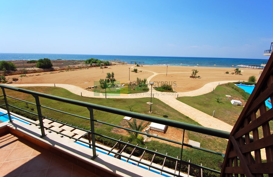 Bafra Beachfront Apartment - 1 B 24 - North Cyprus