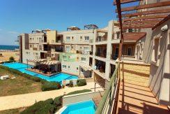 Bafra Beachfront Apartment - 1 B 30 - North Cyprus