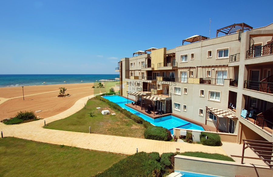 Bafra Beachfront Apartment - 1 B 31 - North Cyprus
