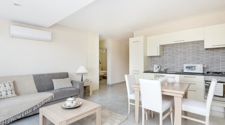 Bafra Beachfront Apartment - North Cyprus Property N1