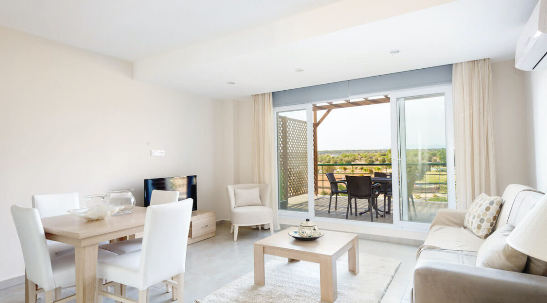 Bafra Beachfront Apartment - North Cyprus Property N2