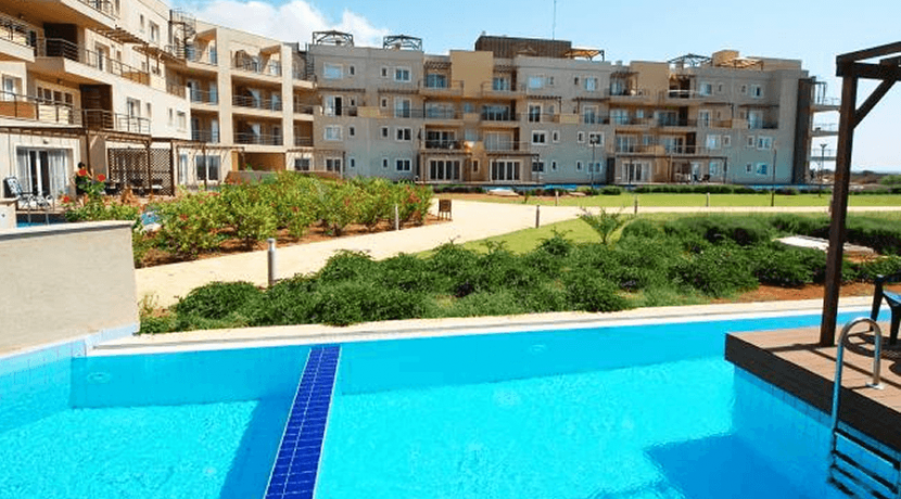 Bafra Beachfront Apartments Exterior 4 - North Cyprus Property