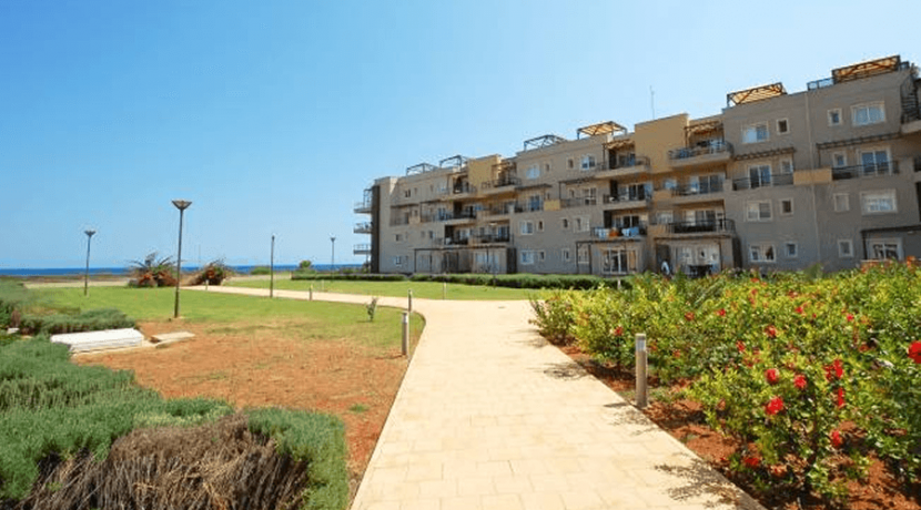 Bafra Beachfront Apartments Exterior 7 - North Cyprus Property