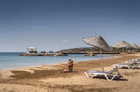 Bafra Beachfront Apartments Exterior - North Cyprus Property B3
