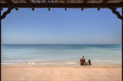 Bafra Beachfront Apartments Exterior - North Cyprus Property B4
