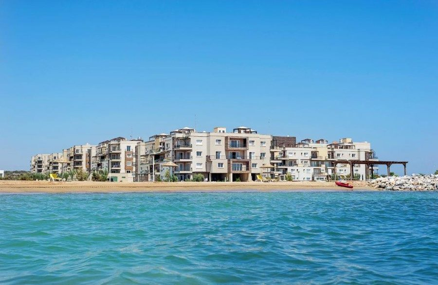 Bafra Beachfront Apartments X10 - North Cyprus Property