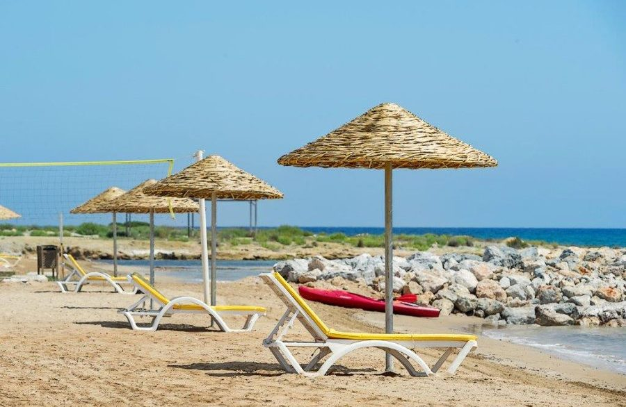 Bafra Beachfront Apartments X12 - North Cyprus Property