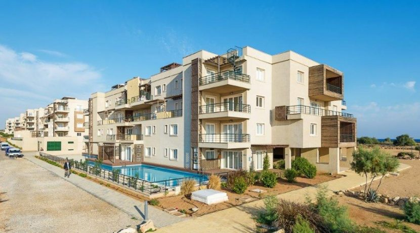 Bafra Beachfront Apartments X2 - North Cyprus Property