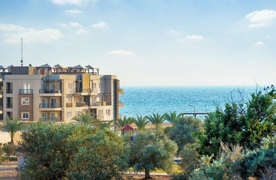Bafra Beachfront Apartments X3 - North Cyprus Property