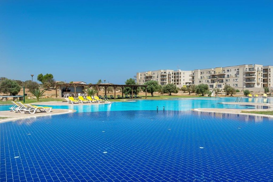 Bafra Frontline Beachfront Show Apartment – 3 Bed