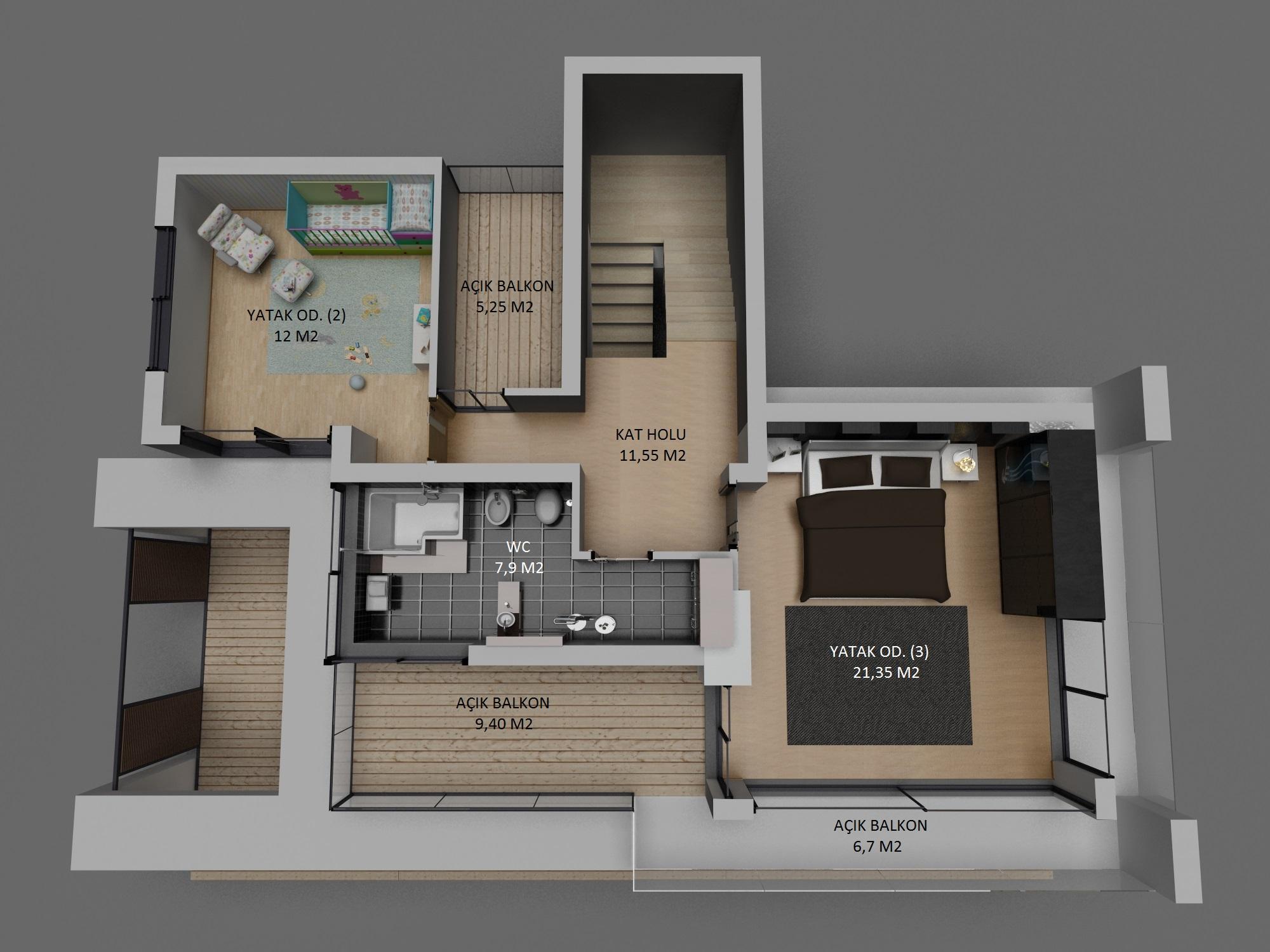 Catalkoy Modern Villa Floor Plan 1 Top Result 50 New 7 Bedroom House Plans Gallery 2017 Hgd6