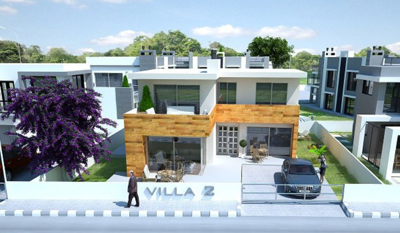 Catalkoy Modern Villa - North Cyprus Property A 6
