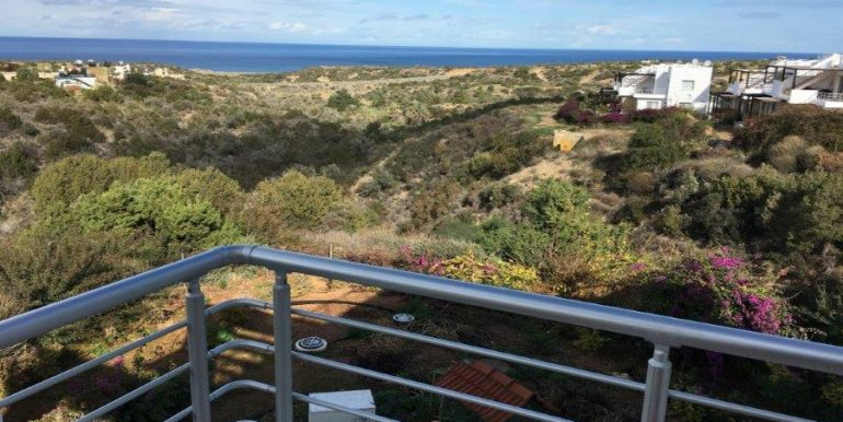 Paradise Hillside Penthouse 2 Bed Z4 - North Cyprus Property