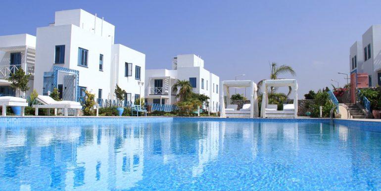 Fairway View Semi Detached Villa EX2 - North Cyprus Properties