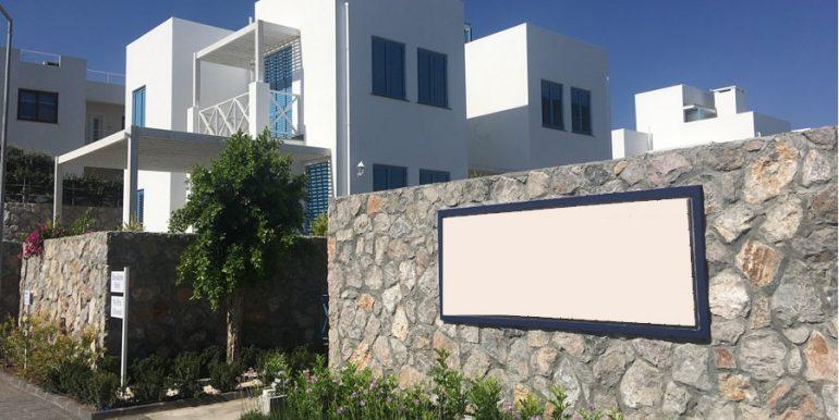 Fairway View Semi Detached Villa EX3 - North Cyprus Properties