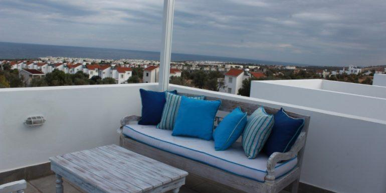 Fairway View Semi Detached Villa EX6 - North Cyprus Properties