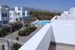 Fairway View Semi Detached Villa EX7 - North Cyprus Properties