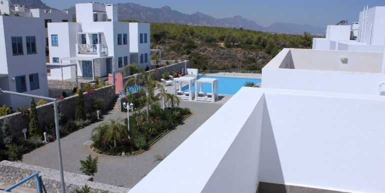 Fairway View Semi Detached Villa EX7 - North Cyprus Properties