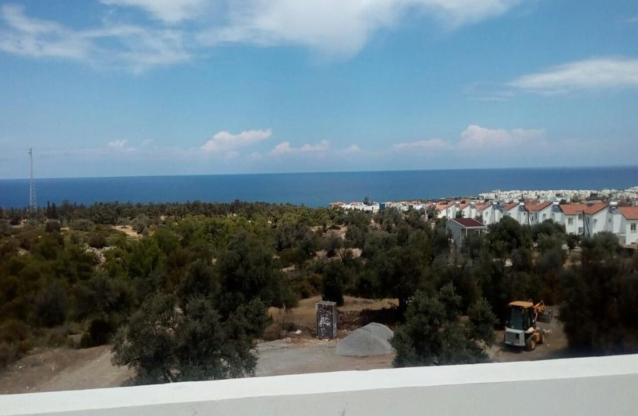 Fairway View Semi Detached Villa X1 - North Cyprus Property