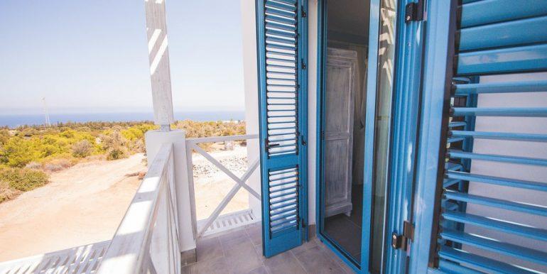 Fairway View Semi Detached Villa X27 - North Cyprus Properties