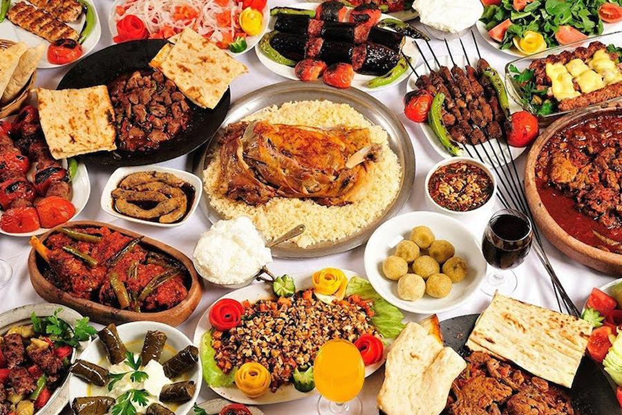 Turkey Halal Food