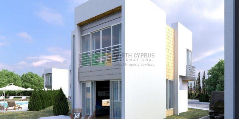 Kyrenia Sea Vista Villa 7 - North Cyprus Property