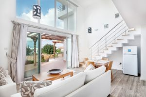Interior image of Garden apartment - North Cyprus Property
