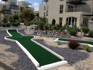 Mini Golf - North Cyprus Property