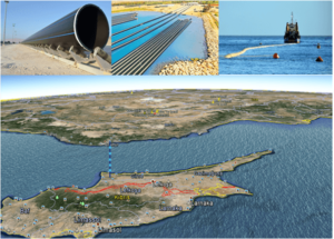 North Cyprus Water Pipeline Connection - 2