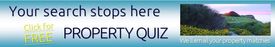 Free Property Macth Quiz Banner - North Cyprus International