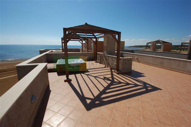 Bafra Beachfront 2 Bed Beach Level Penthouse