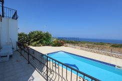 Sunset View Beach Villa 14 -North Cyprus Property