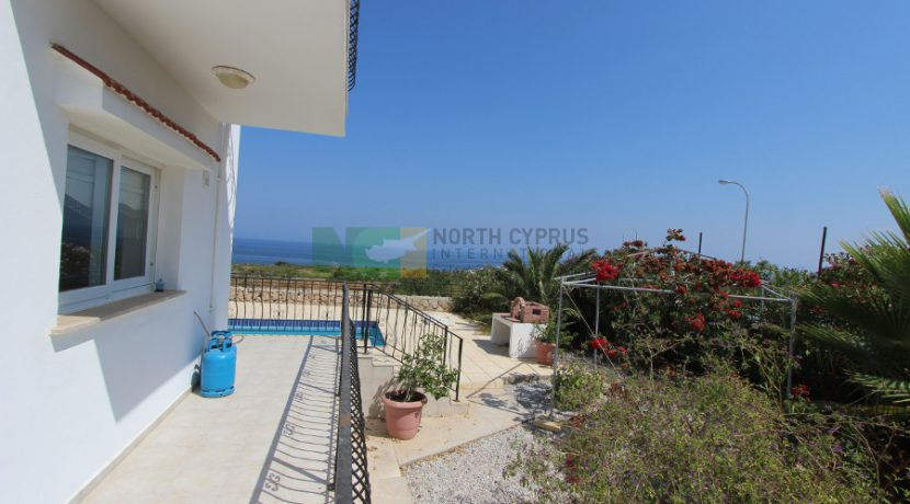 Sunset View Beach Villa 16 -North Cyprus Property