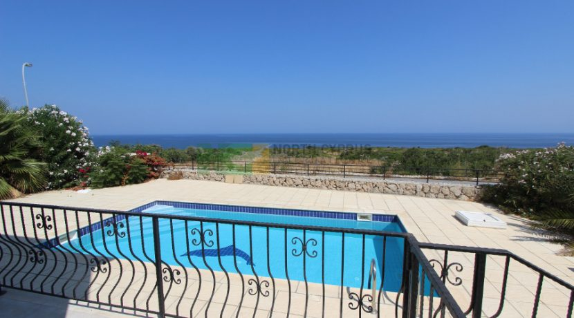 Sunset View Beach Villa 17 -North Cyprus Property
