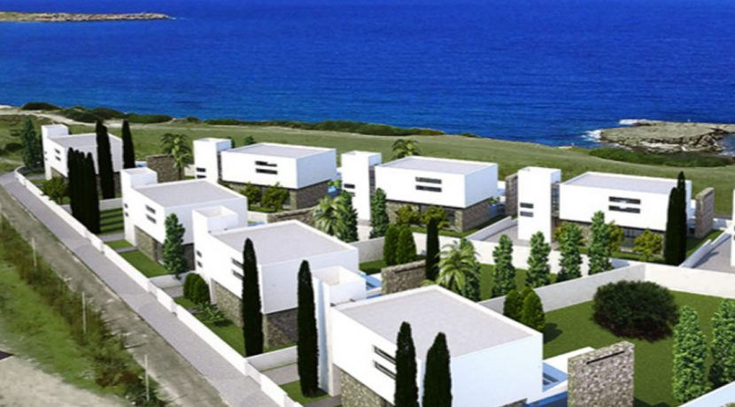 Marina Walk Villas A5 - North Cyprus Property