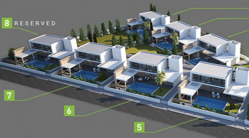 Marina Walk Villas A7 - North Cyprus Property
