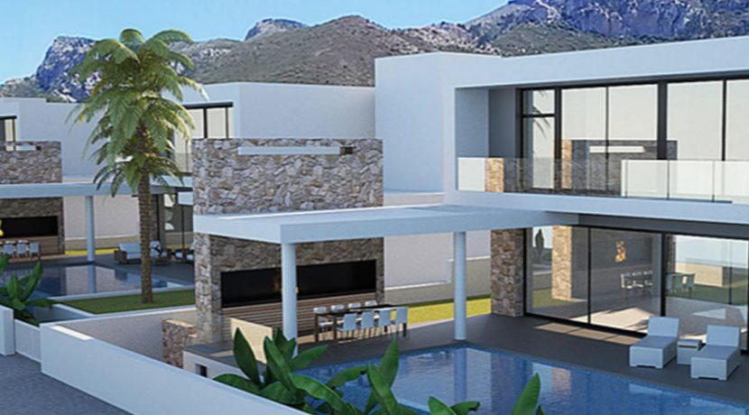 Marina Walk Villas A8 - North Cyprus Property