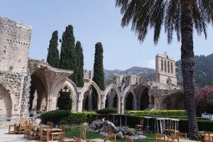Bellapais Abbey - Kyrenia - North Cyprus