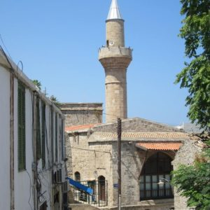 Agha Cafer Pasha Mosque - Kyrenia - Cyprus