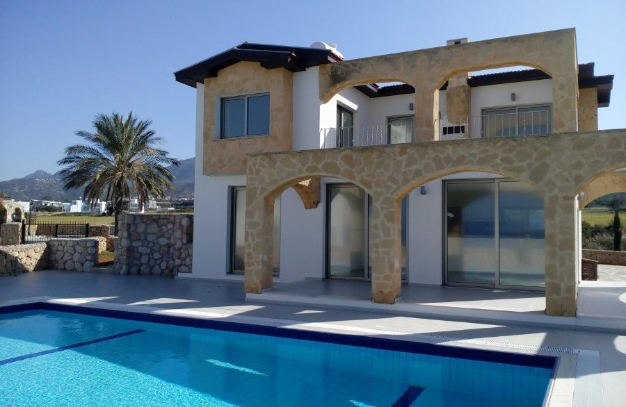Water Break Villas 8 - North Cyprus Property