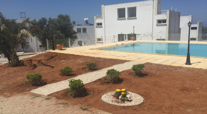 Golf View Maisonettes A2 - North Cyprus Property