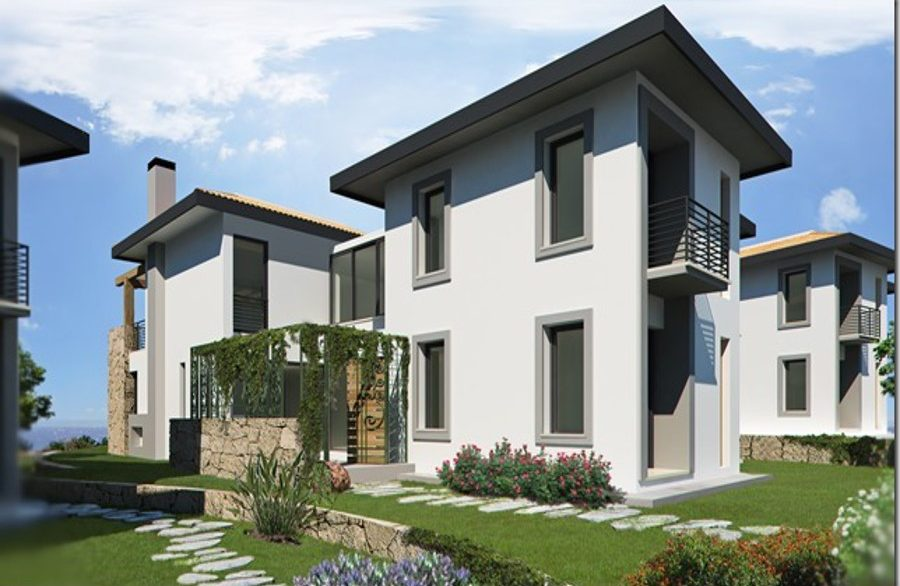 Carob Luxury Semi Detached Beach Villas   5 - North Cyprus Property