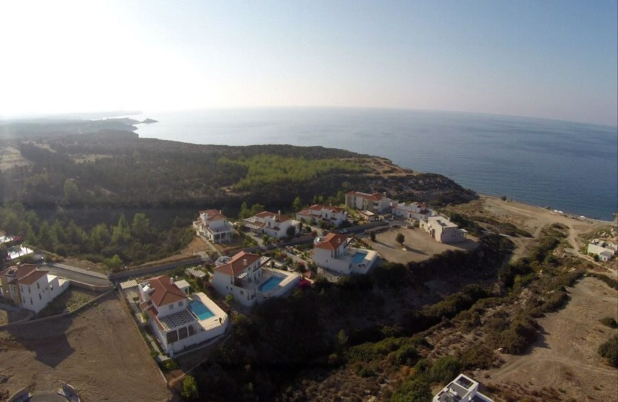 Carob Luxury Semi Detached Beach Villas   6 - North Cyprus Property