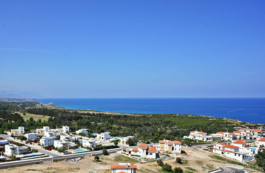Carob Luxury Semi Detached Beach Villas   7 - North Cyprus Property
