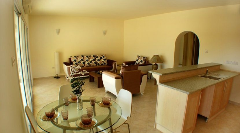 East Coast Hill Crest Apartment 2 Bed Penthouse  5 - North Cyprus Property