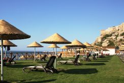 Korineum Golf Course Beach - North Cyprus