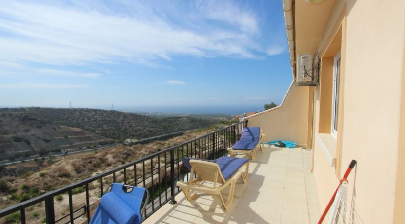 Arapkoy Seaview Apartment 1 - North Cyprus Property
