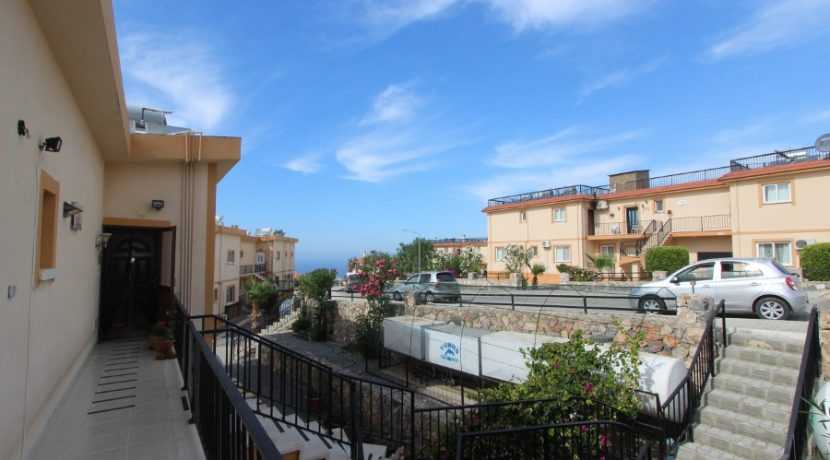 Arapkoy Seaview Apartment 16 - North Cyprus Property