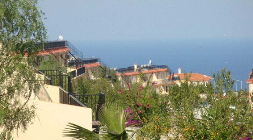 Arapkoy Seaview Apartment 20 - North Cyprus Property