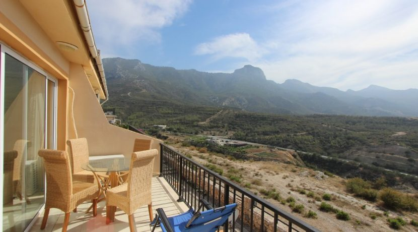 Arapkoy Seaview Apartment 3 - North Cyprus Property
